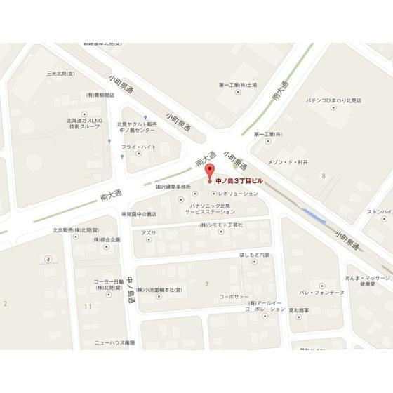 中ノ島3丁目ビル 外観・共用部2