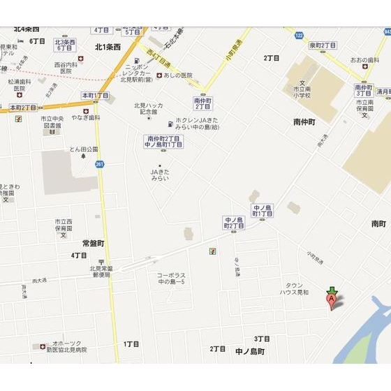 Joy中ノ島 外観・共用部4