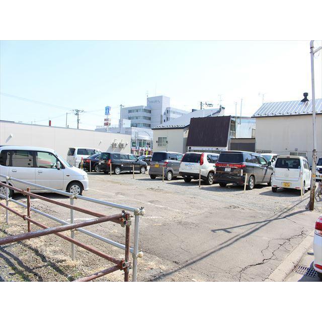 北見市北五条西 北5条西5丁目パーキング 駐車場