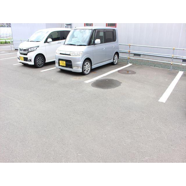 アパートメント佐竹II 外観・共用部3