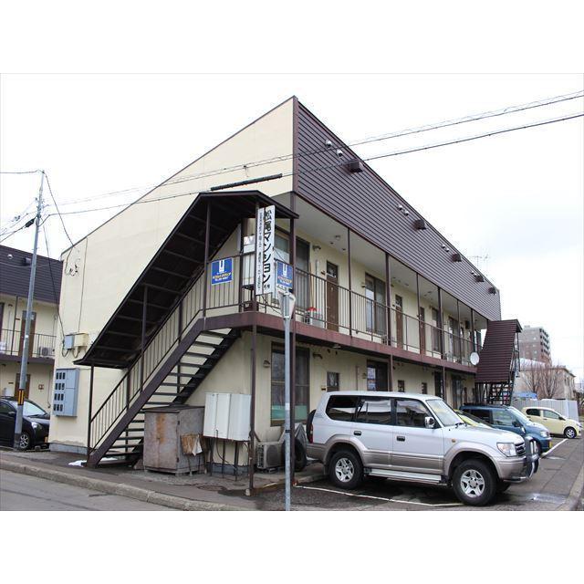 北見市本町 松尾マンション1号棟 1LDK
