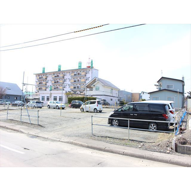 北8条東2丁目月極駐車場 外観・共用部2