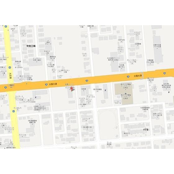 中央三輪9丁目店舗 外観・共用部4