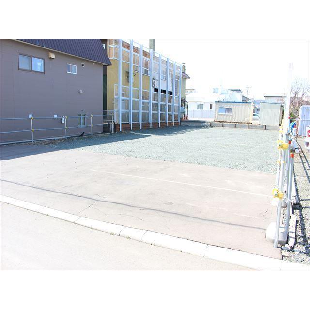 北見市北九条東 北9条東4丁目月極駐車場 駐車場