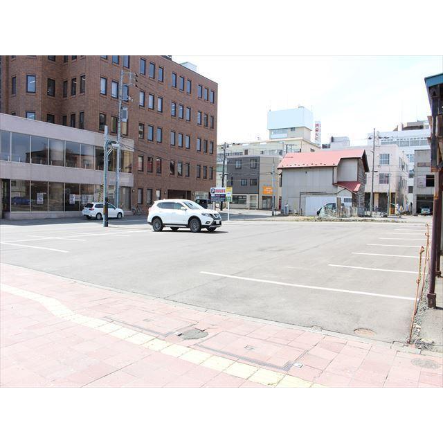 北見市大通東 大通東2丁目月極駐車場 駐車場