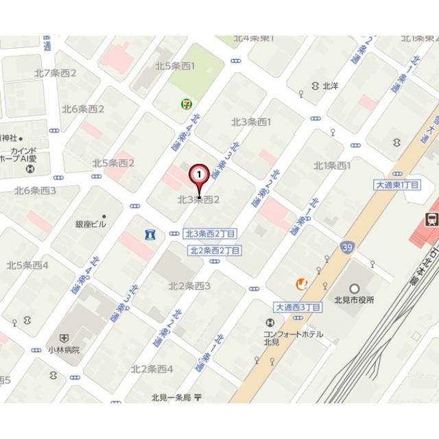 北三条西店舗・事務所 外観・共用部2