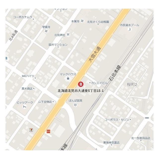 大通東5丁目au跡店舗 外観・共用部2