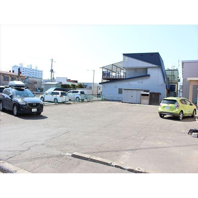 北見市北五条西 加藤駐車場(北5西5) 駐車場