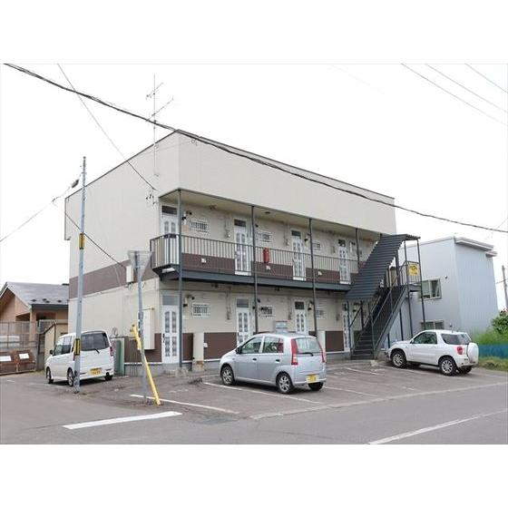 網走郡美幌町青山北 すずらんハイツ 1DK