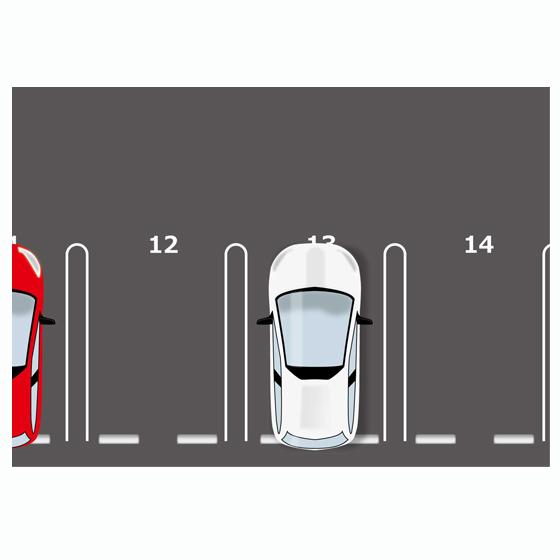 幸町4丁目1−18月極駐車場