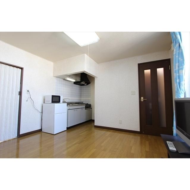 AM3×3 203号室 室内写真14