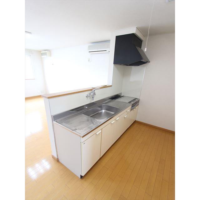 アパートメント佐竹II H号室 室内写真13