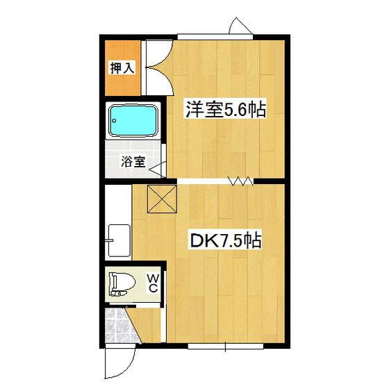 COCO&チャコ 105号室