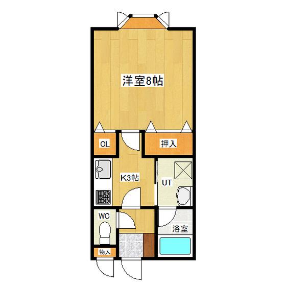 ハッピー97 1-5号室