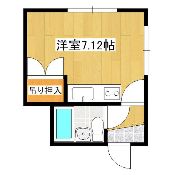 恵洋ハイツ 101号室