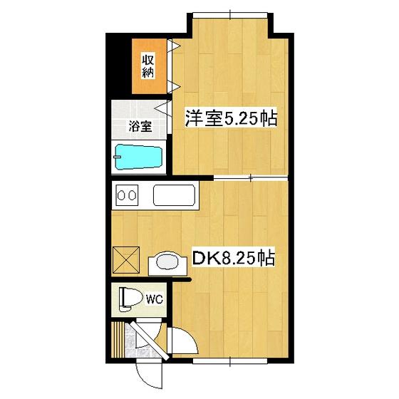 コーポローリエ 201号室