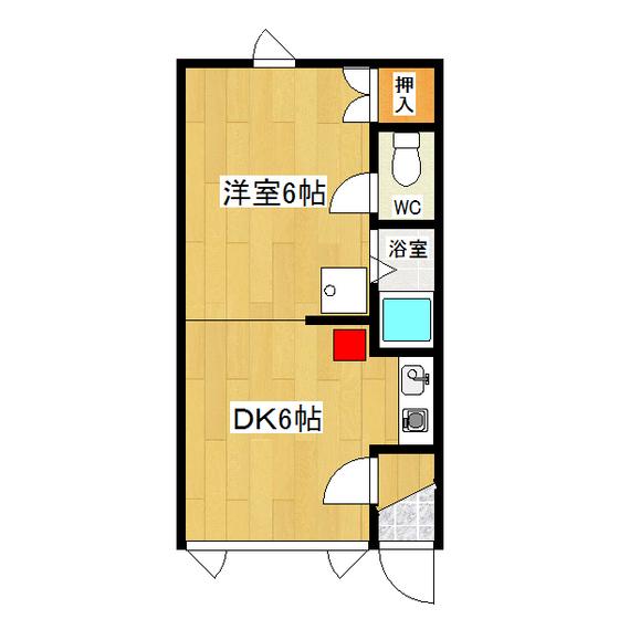 第2日研ハイツ 107号室