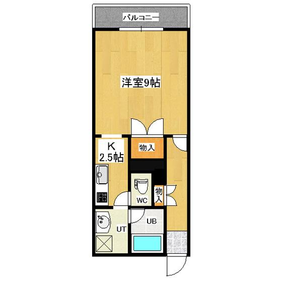 アナザーラピュタ 304号室