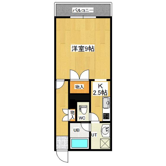 アナザーラピュタ 307号室