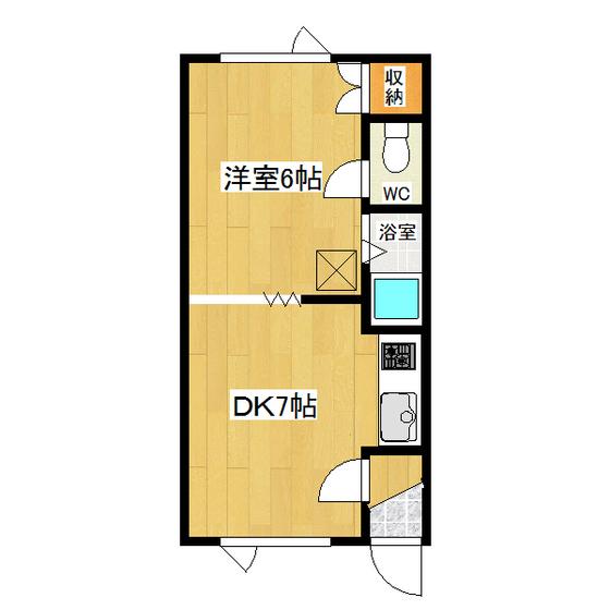 三寶パーク 202号室