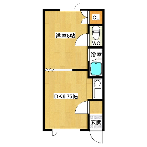 三寶パーク 206号室