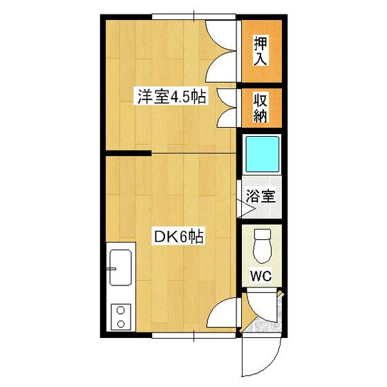 スペース参番館 102号室
