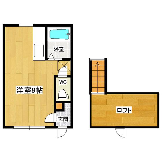 メゾンドマーサ 206号室
