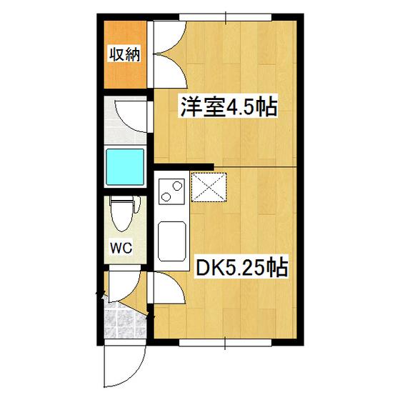 コーポ森田 207号室
