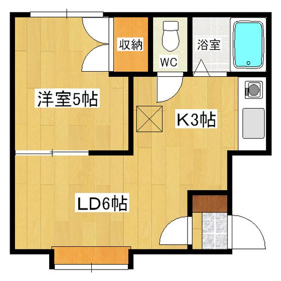 プチメゾンアール 101号室