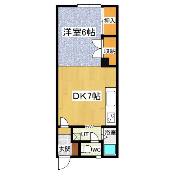タナカハイムA 202号室