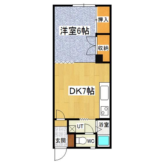 タナカハイムB 201号室