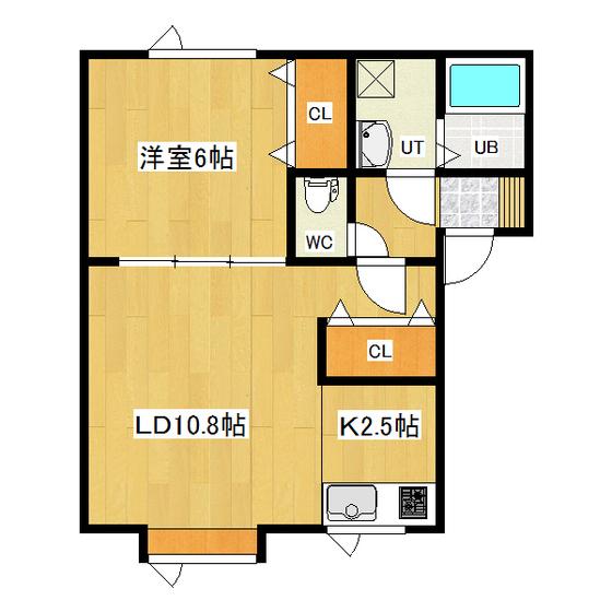 ナセール高栄 203号室