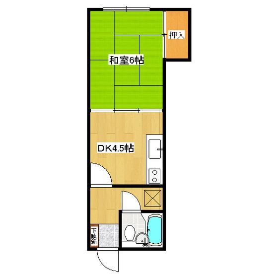 カンエイビル 303号室
