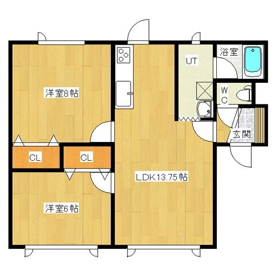 メゾン三寶V 102号室