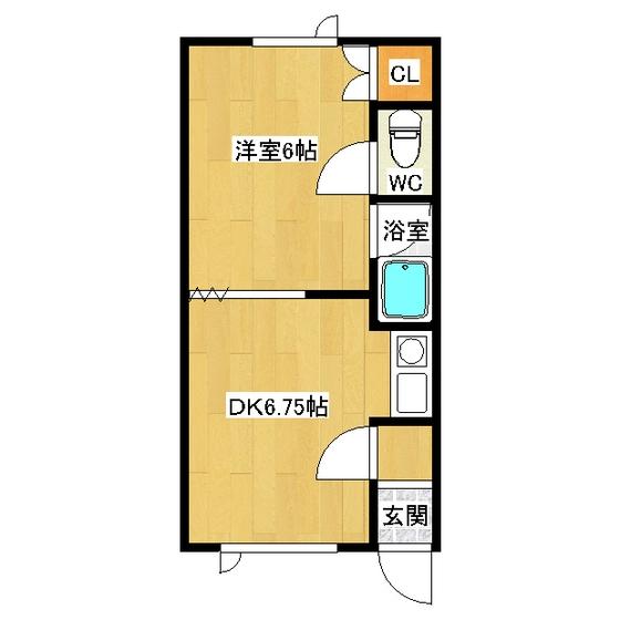 第5日研ハイツ 201号室