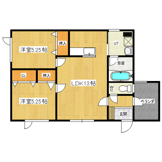 GEM 3・3 202号室