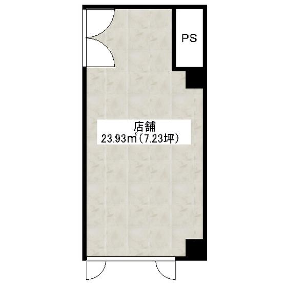 ブリージィビル 3FB号室
