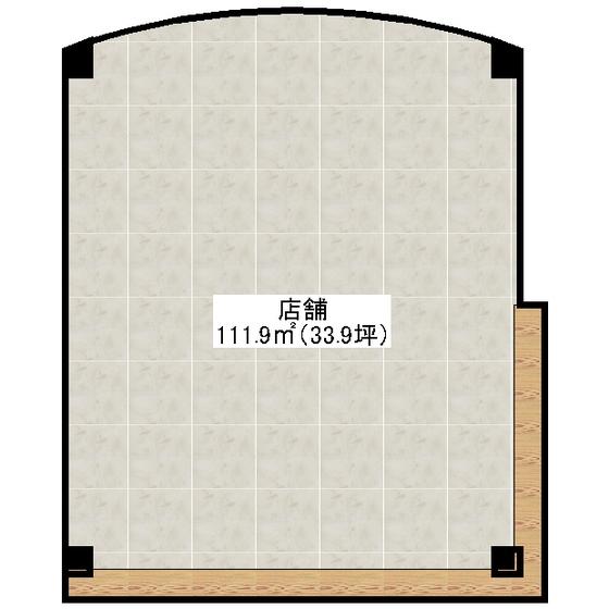 ブリージィビル 3FC号室