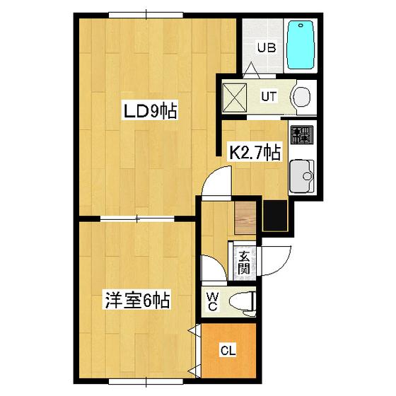 リバティサンライズ 103号室