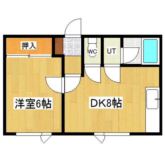 スメバミヤコ 101号室