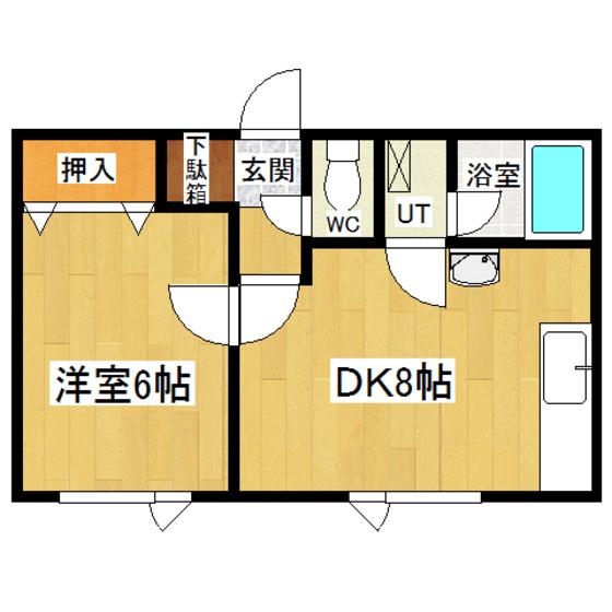 スメバミヤコ 202号室