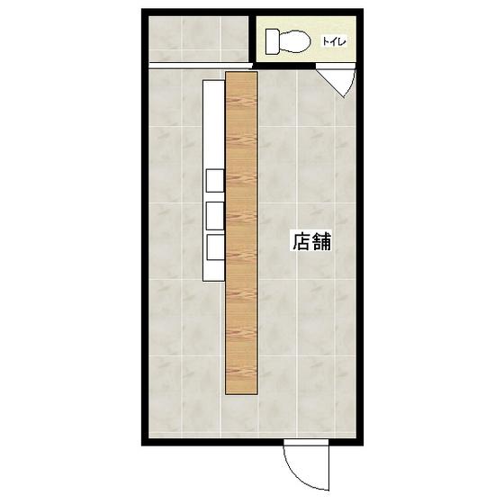 北五条西店舗・事務所 1号室