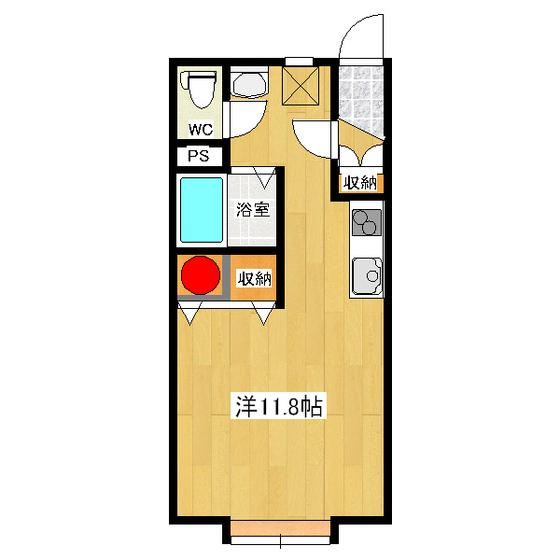 サンプレイスIII 202号室
