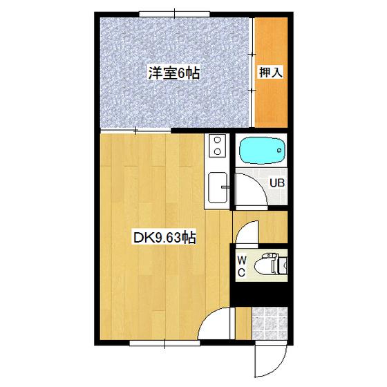 ドリーム24 205号室
