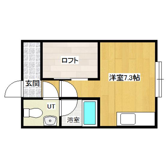 メゾネットヴィオレ 101号室