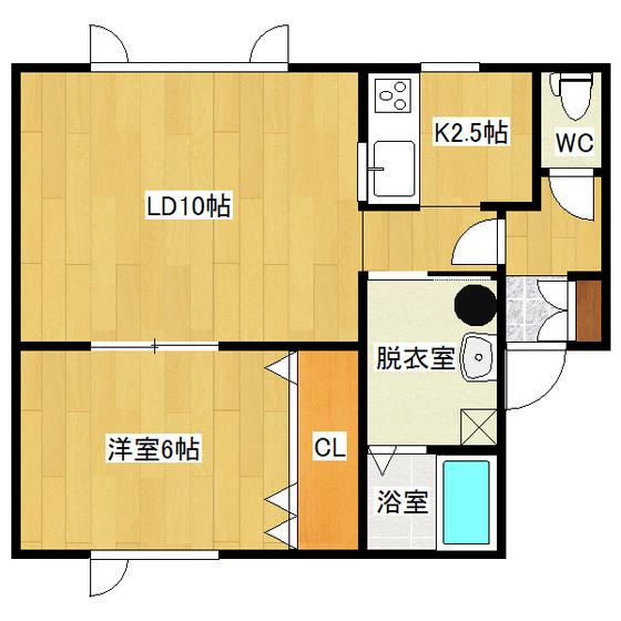 エクセルハイム7 205号室
