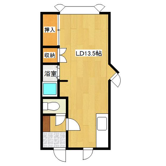 エスポワール青山 101号室