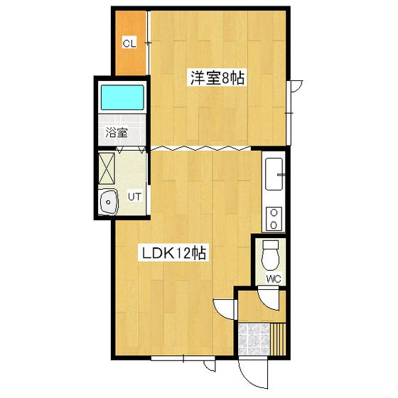 コーポ小町 1F11号室