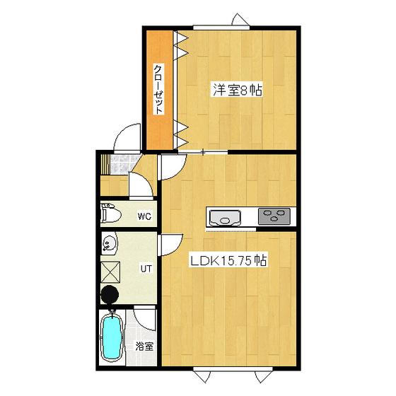 Joy中ノ島 102号室