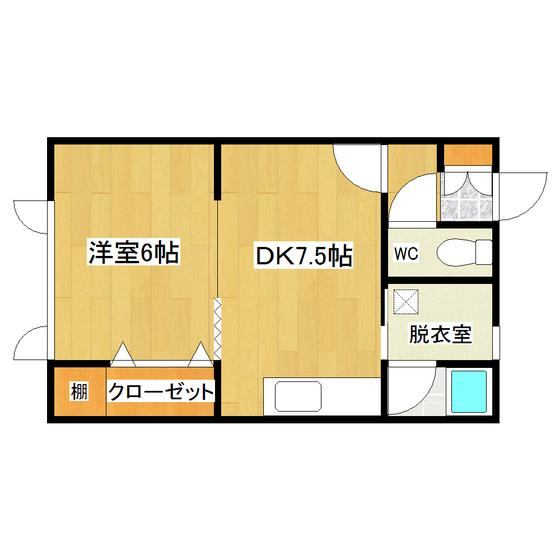 コーポ志栄館 103号室